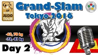 Download Judo Grand-Slam Tokyo 2016: Day 2 Video
