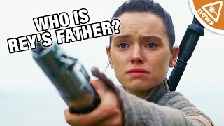 Download Did Daisy Ridley Just Confirm Who Is Rey's Father? (Nerdist News w/ Jessica Chobot) Video