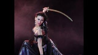 Download Princess Warrior - Sword bellydance - Amira Abdi 2013 hd Video