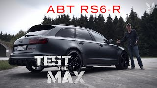 Download TEST THE MAX: ABT SPORTSLINE RS6-R Video
