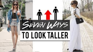 Download HOW TO LOOK TALLER │I'm 4' 9″ Video
