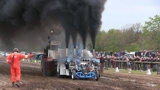Download Slædehunden 4500kg Modified - 1st DM Tractor Pulling Video