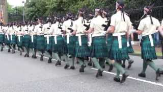 Download The Royal Scots Borderers, 1st Battalion The Royal Regiment of Scotland. Holyrood rehearsal Video