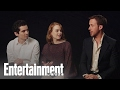 Download La La Land: Cast & Director Talk About The Oscar Nominated Film | Oscars 2017 | Entertainment Weekly Video