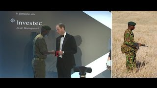 Download Lewa's Edward Ndiritu Wins the Inaugural Tusk Wildlife Ranger Award Video