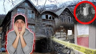 Download SNEAKING INTO ABANDONED CRIME SCENE ( HAUNTED VILLAGE ) Video