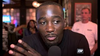 Download Pros React To Errol Spence Jr 1st Round KO Carlos Ocampo Video