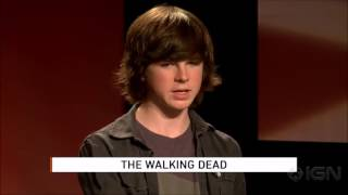 Download Chandler Riggs Funny Moments Video