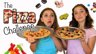 Download The Pizza Challenge | Brooklyn and Bailey Video