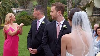 Download Curb Your Enthusiasm - Big tits is distracting at Sammi's wedding Video