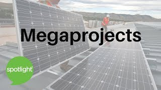 Download ″Megaprojects″ - practice English with Spotlight Video