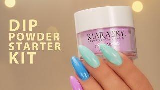 Download Dip Powder Nails Starter Kit - A Pro Review Video