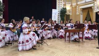 Download The Orchestra of Russian Folk instrument ″Balalaika″ - plays Russian folksong Korobeiniki Video