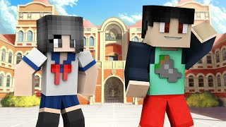 Download Yandere Middle School - NEW SCHOOL! (Minecraft Roleplay) #1 Video