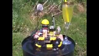 Download Robot Play Drum - Yellow Drum Machine II Video
