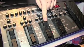 Download BOSS ME-80 Guitar Multiple Effects [NAMM 2014] Video