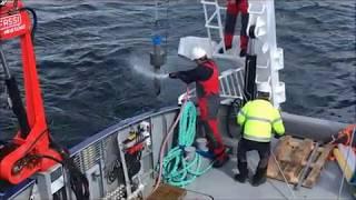 Download Sedimentprovtagning på R/V Electra af Askö, juni 2017, Finland Video