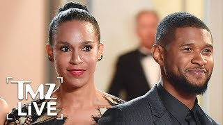 Download Usher's Wife Has a Message for His Herpes Accusers | TMZ Live Video