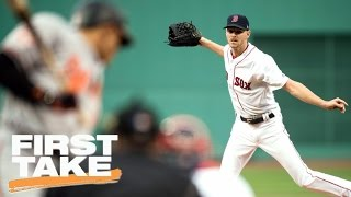 Download Stephen A.: Pitchers Should Be Arrested For Throwing At Batters | First Take | May 3, 2017 Video