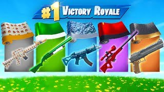 Download The *RANDOM* WEAPON Skin Challenge In Fortnite! Video