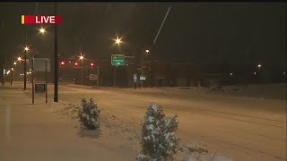 Download WATCH: Updates on weather conditions in Mahoning County Video