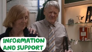 Download Coping with cancer with sight loss – David's story Video