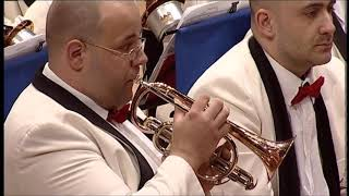 Download Brass band Fribourg, Music of the Spheres Video