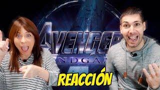 Download REACCIÓN AL TRAILER DE AVENGERS 4 ENDGAME (2019) Video