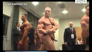 Download Mohamed touri posing backstage IFBB 2010 world champ.wmv Video