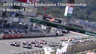 Download 2016 FIA WEC / 6 Hours of Fuji Video