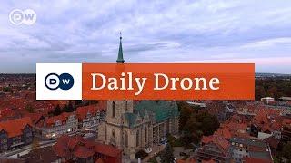 Download #DailyDrone: Wolfenbüttel, Niedersachsen Video