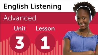 Download English Listening Comprehension - Going to the Library in The USA Video