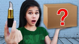 Download SPY GADGETS MYSTERY BOX Challenge Unboxing Haul to Defeat PROJECT ZORGO! (Found Top Secret Clues) Video