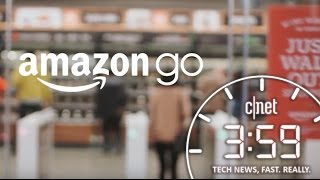 Download Amazon shows off the ″self-running store″ (The 3:59, Ep. 148) Video