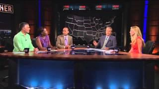 Download Real Time with Bill Maher: Ann Coulter on Immigration (HBO) Video