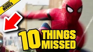 Download SPIDER-MAN HOMECOMING Trailer - Easter Eggs & Things Missed Video