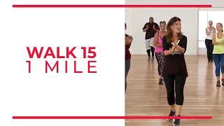 Download Walk At Home: Walk 15   1 Mile Walking Exercise Video