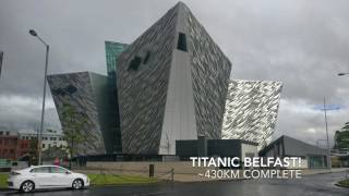Download Cork to Belfast (1600km Irish Roadtrip #1) - Hyundai IONIQ EV [Part 1] Video