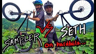 Download Can I Keep Up With Seth's Bike Hacks While on Hard Tails? // CIKU #3 Video