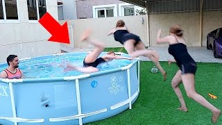 Download LANA SWIMMING FAIL !!!! Video