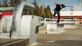 Download DC SHOES: Matt Miller Shoe - Full Part Video