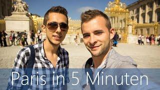 Download Paris in 5 Minuten | Reiseführer | Die besten Sehenswürdigkeiten Video