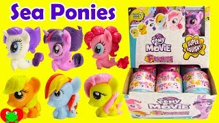 Download My Little Pony The Movie Sea Ponies Fashems Series 7 Video