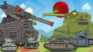 Download Все серии Левиафана + бонусная концовка / Мультики про танки Video