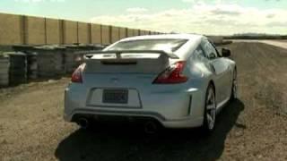Download 2009 Nissan Nismo 370Z | 2009 New York Auto Show | Edmunds Video