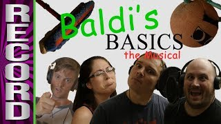 Download Baldi's Basics RECORDING Video