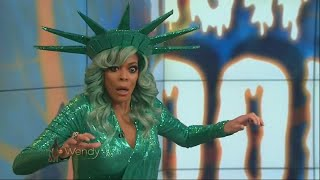 Download Wendy Williams Passes Out on Live TV - See the Scary Moment Video