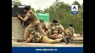 Download Exchange of fire between CRPF and militants: report from ground zero in Kathua Video