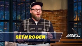 Download Seth Rogen Talks The Room and Tommy Wiseau Video
