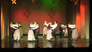 Download Zemgaļi C - Latviešu pāru deju svīta Video